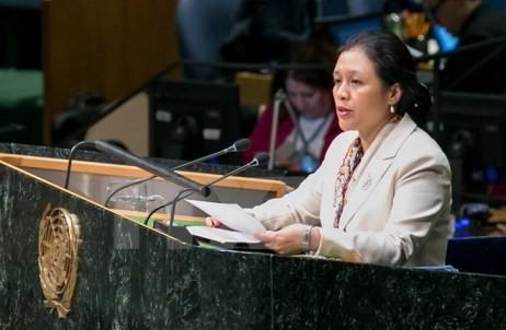 Vietnam bekräftigt Verpflichtungen gegenüber der Agenda 2030 über nachhaltige Entwicklung  - ảnh 1