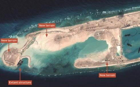 Die USA und Australien wollen gemeinsam Seefahrtfreiheit im Ostmeer garantieren - ảnh 1