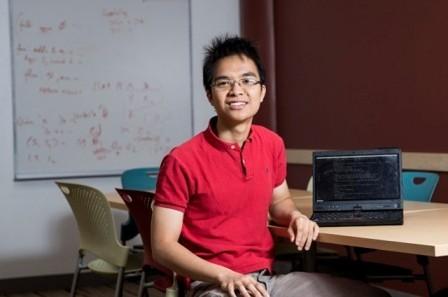 Vietnamesischer Student gewinnt Global Peter Drucker Challenge 2015 - ảnh 1