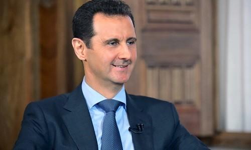 Syriens Präsident Baschar al-Assad ist bereit zu Wahlen - ảnh 1
