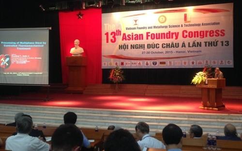 Chancen und Herausforderungen für die Entwicklung der Guss-Branche Vietnams - ảnh 1