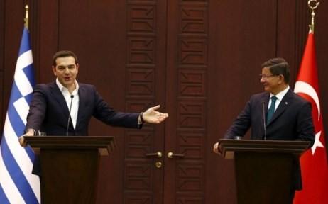 Die Türkei und Griechenland diskutieren Lösungen für die  Flüchtlingskrise - ảnh 1