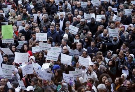 Islamische Gemeinschaft in Italien protestiert gegen den Terrorismus - ảnh 1