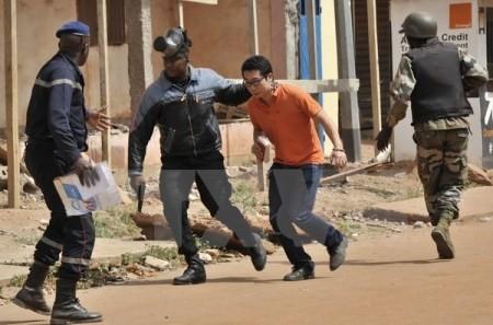 Malis Präsident ruft zu Wachsamkeit vor Terrorismus auf - ảnh 1