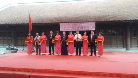 82 Steintafeln im Literaturtempel in Hanoi als Nationalschatz anerkannt - ảnh 1