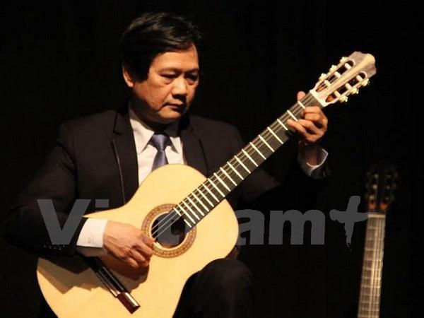 International Guitar Competition & Festival Berlin – Ehrung der volkstümlichen vietnamesischen Musik - ảnh 1