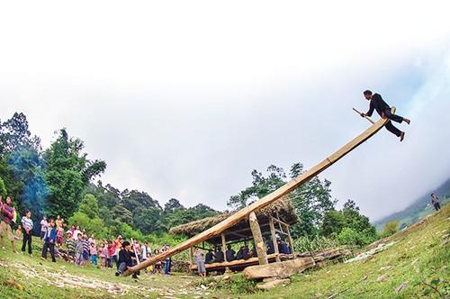 Das Fest Khu Gia Gia der Volksgruppe Ha Nhi - ảnh 1