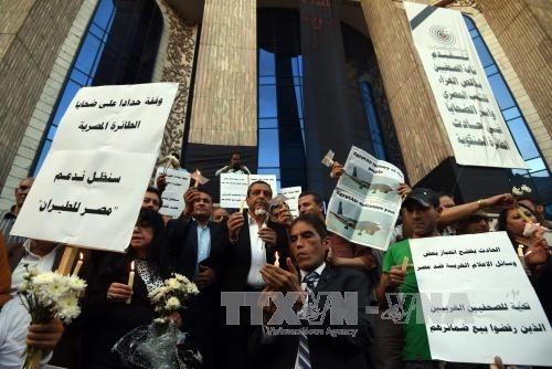 Verschwundener Flug MS804: Ägypten schließt technisches Problem vor dem Start aus - ảnh 1
