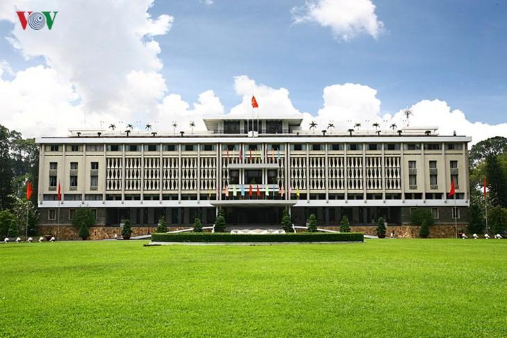 Die beliebten Besuchsziele in Ho Chi Minh Stadt - ảnh 1