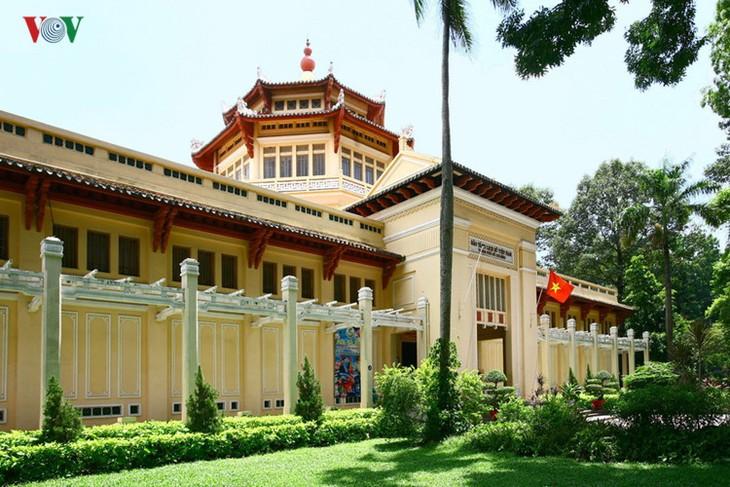 Die beliebten Besuchsziele in Ho Chi Minh Stadt - ảnh 6
