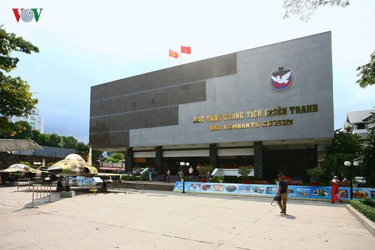 Die beliebten Besuchsziele in Ho Chi Minh Stadt - ảnh 9