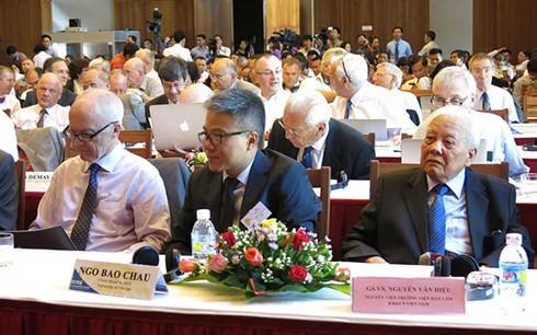 Vietnamesische Regierung fördert Wissenschaftler bei der Forschungsarbeit - ảnh 1
