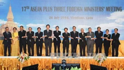 ASEAN+3 bemüht sich um ein neues Niveau der Zusammenarbeit - ảnh 1