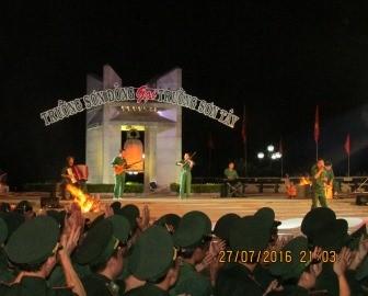 Bedeutende Veranstaltungen zum Jahrestag der Kriegsinvaliden und gefallenen Soldaten - ảnh 1