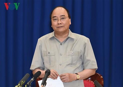 Premierminister Nguyen Xuan Phuc: Provinz Ha Nam soll die Verstädterung verstärken - ảnh 1