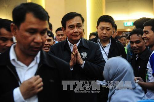 Thailands Premierminister beruhigt seine Bürger nach Bombenanschlägen - ảnh 1