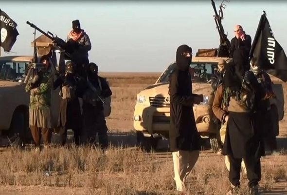 Irakische Luftwaffe tötet 19 IS-Führer in Mosul - ảnh 1