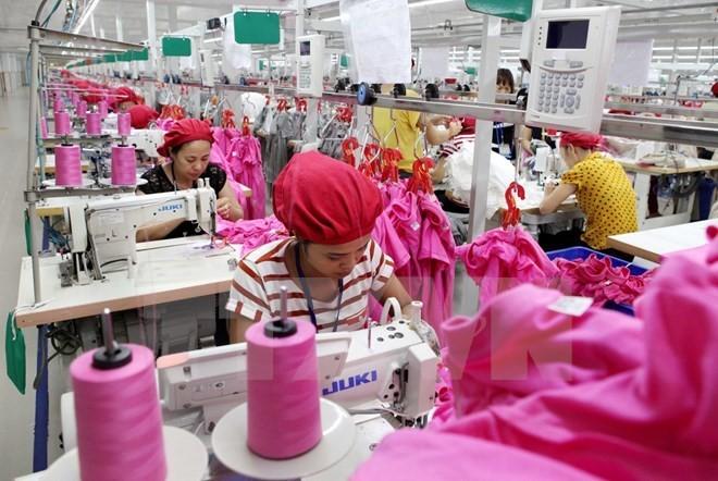 Mexiko informiert sich über den Textil-Bereich in Vietnam - ảnh 1