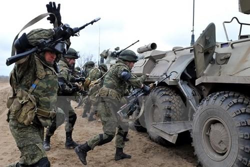 Russland verstärkt seine Position im Nahen Osten - ảnh 1