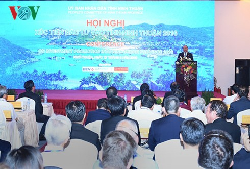 Premierminister Nguyen Xuan Phuc erlaubt Provinz Ninh Thuan, den Mechanismus über Investitionsanreiz - ảnh 1