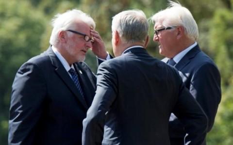 Deutschland, Frankreich und Polen verpflichten zur Förderung der EU-Effektivität - ảnh 1