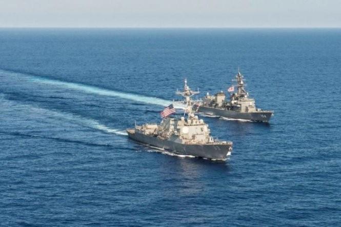 Japan will seine Rolle im Ostmeer stärken - ảnh 1