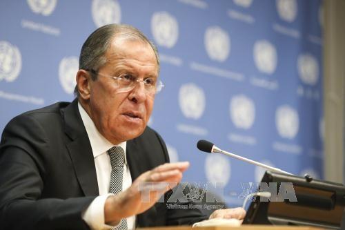 Russland wirft Westen vor, Verpflichtungen über Syrien nicht gerecht zu werden - ảnh 1