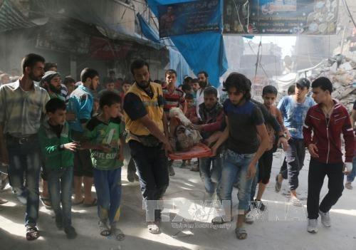 Internationale Gemeinschaft begrüßt die Feuerpause Russlands in Aleppo - ảnh 1