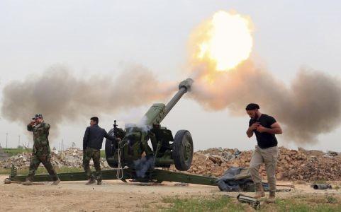IS missbraucht 550 Familien als Schutzschilde in Mosul - ảnh 1