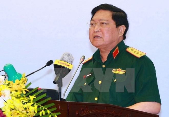 Vietnam und Singapur verstärken Zusammenarbeit im Verteidigungsbereich - ảnh 1