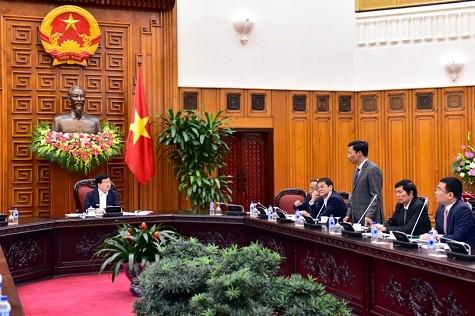 Entwicklung der Automobilindustrie zum Hauptwirtschaftssektor Vietnams  - ảnh 1