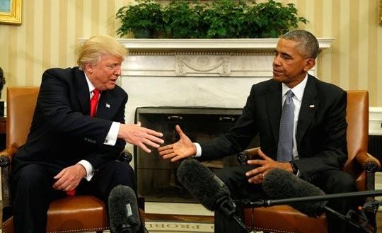 USA beginnen mit Machtübergabe - ảnh 1