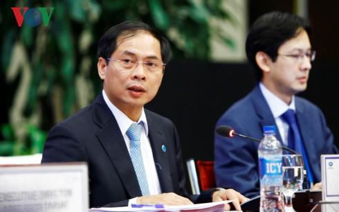 SOM 2: Viele Initiativen und Schlüsselinhalte der APEC-Zusammenarbeit werden beschlossen - ảnh 1