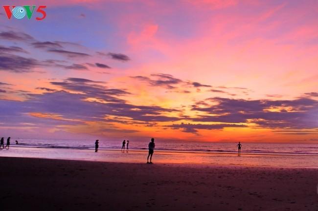 Strand Cua Lo – ein interessanter Erholungsort in Nghe An - ảnh 1