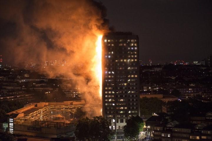 Informationen über Vietnamesen nach dem Hochhaus-Brand in London - ảnh 1