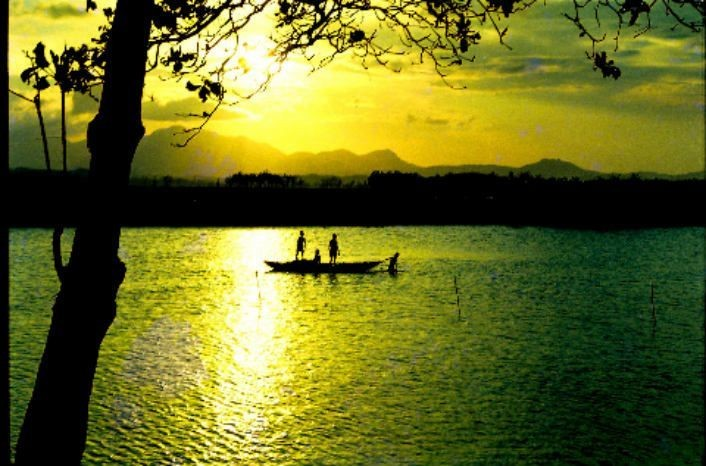 Schönheit des Berges An und des Flusses Tra der Provinz Quang Ngai - ảnh 1