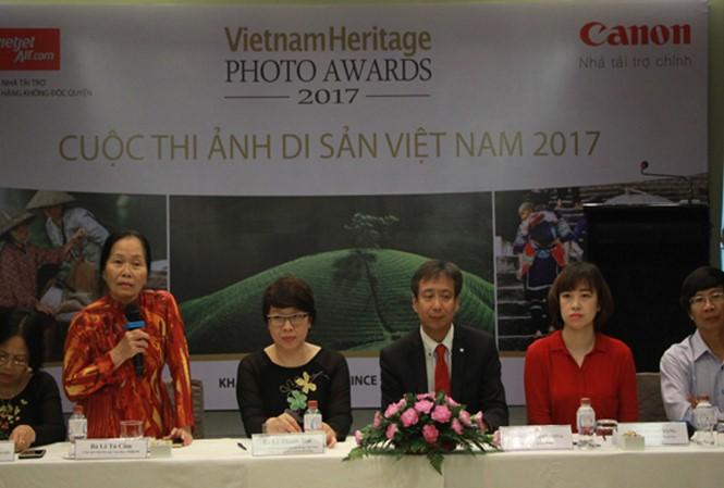 Start des Fotowettbewerbs über das Erbe Vietnams - ảnh 1