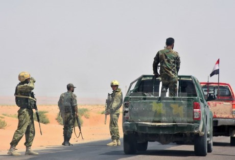 Terrorbekämpfung: Syrische Armee sieht die Entwicklung in Deir ez-Zor als eine wichtige Wende  - ảnh 1
