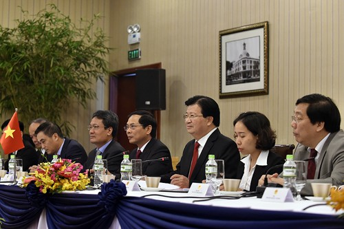 Eröffnung der 20. Sitzung des zwischenstaatlichen Ausschusses Vietnam – Russland - ảnh 1