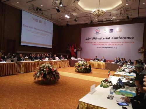 GMS billigt Strategieplan für Mekong-Region im Wert von 64 Milliarden US-Dollar  - ảnh 1
