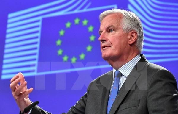 EU ruft Großbritannen zur Beschleunigung des Verhandlungsprozesses auf - ảnh 1