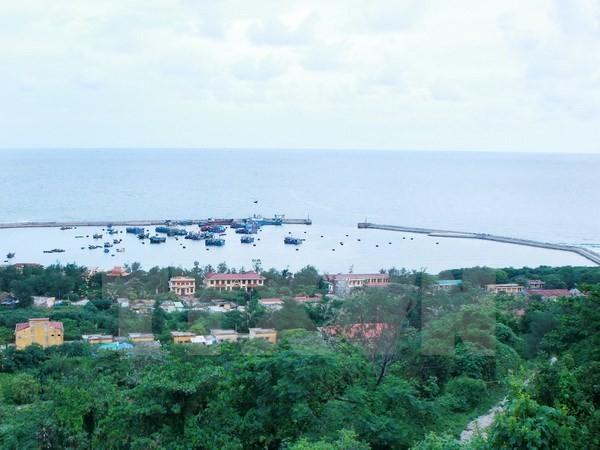 8. Verhandlungsrunde der Arbeitsgruppe über das Hoheitsgewässer aus dem Munde der Tonkin-Bucht - ảnh 1