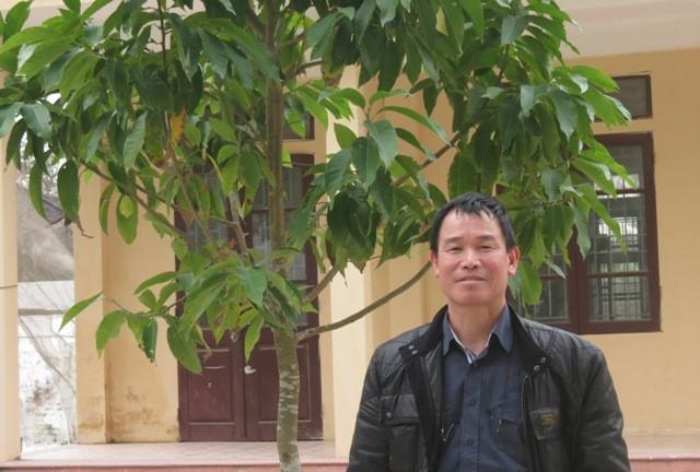 Der in Deutschland lebende Pham Hung Manh engagiert sich für den Anbau von Pflanzen in Vietnam - ảnh 1