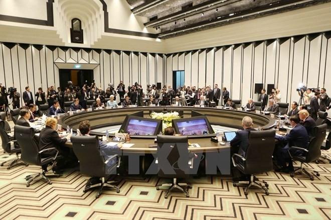 APEC 2017: Singapurs Zeitung lobt die Erneuerung Vietnams - ảnh 1