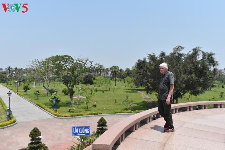 Besuche an den historischen Orten in Truong Son - ảnh 16