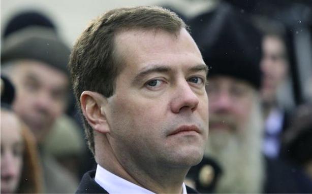 Thủ tướng Chính phủ Liên bang Nga Dmitry Medvedev thăm chính thức Việt Nam - ảnh 1