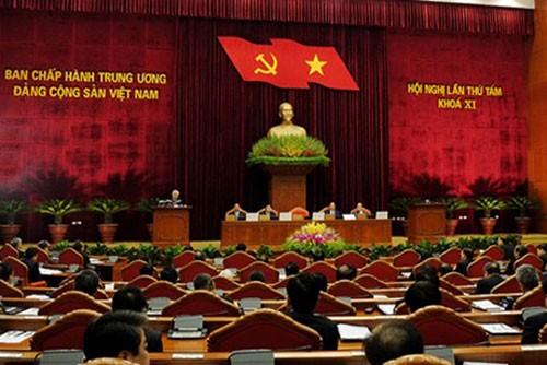 Hội nghị Trung ương 8 quyết định những vấn đề quan trọng của đất nước - ảnh 1