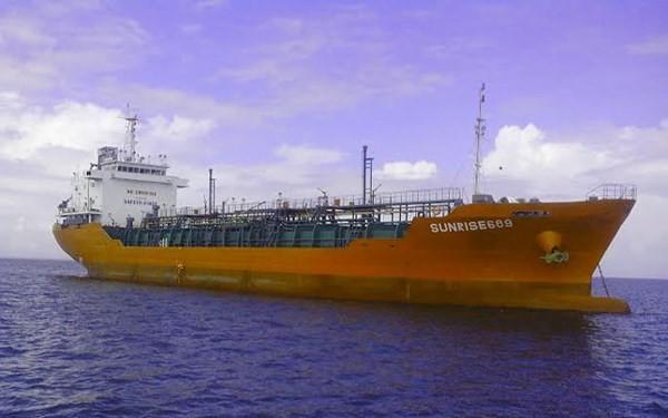 Tàu Sunrise 689 an toàn và đã về đến lãnh hải Việt Nam  - ảnh 1
