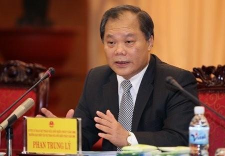 Ủy ban thường vụ Quốc hội  cho ý kiến về dự án Luật tổ chức chính quyền địa phương - ảnh 1