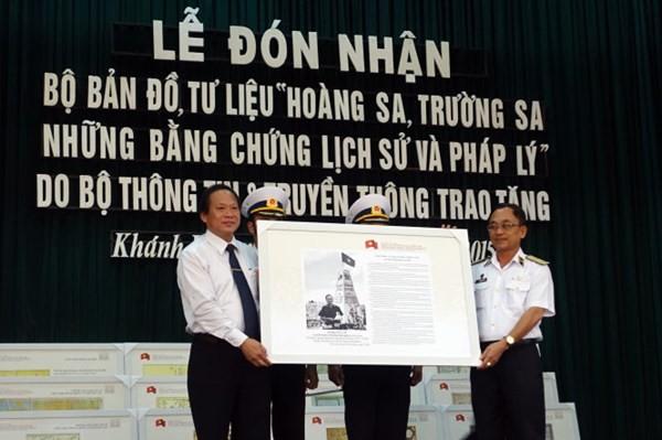 Hai quần đảo Hoàng Sa và Trường Sa là của Việt Nam - ảnh 1